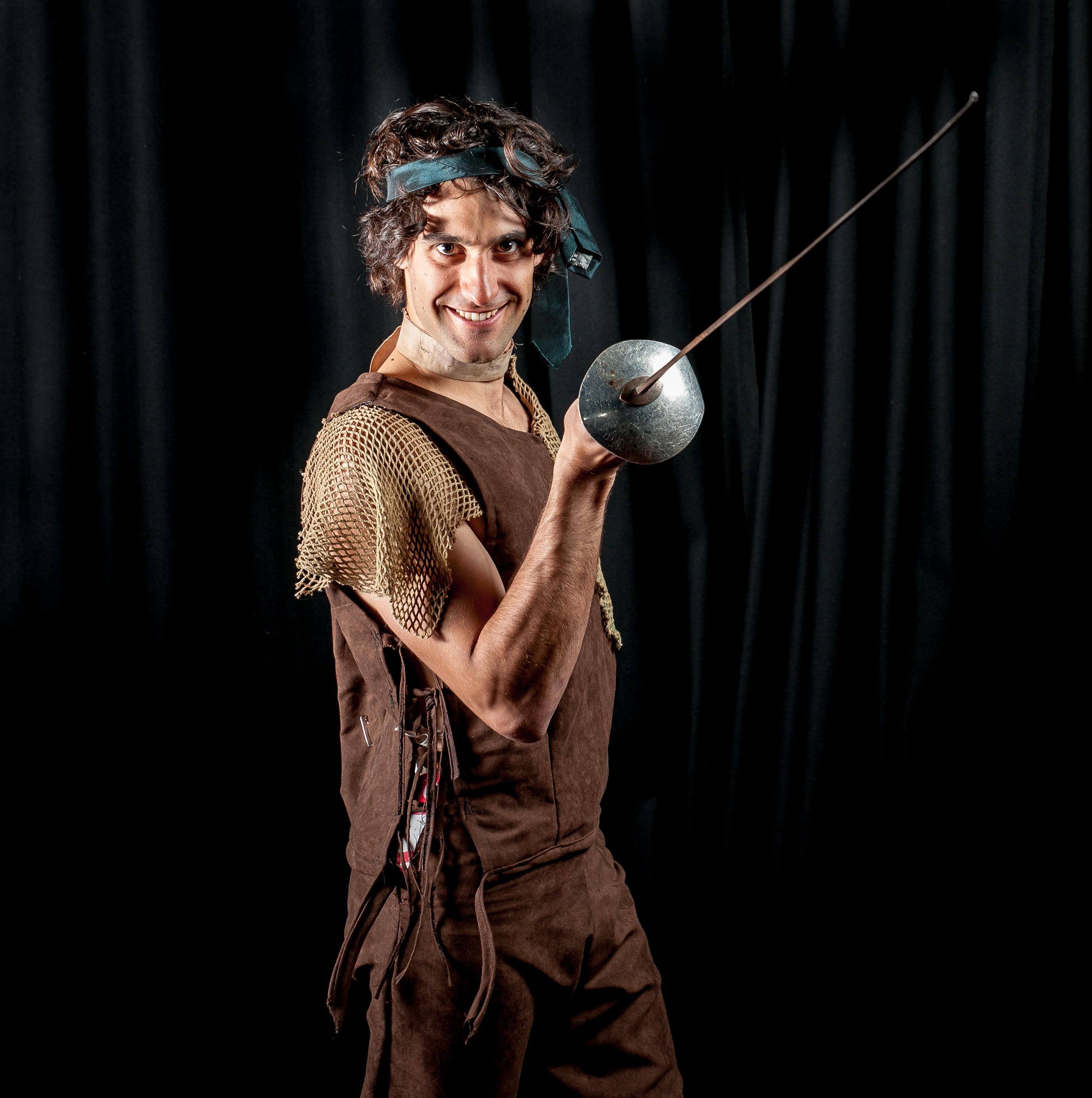 Peter Pan (Iain Carson)